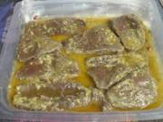 Grillmarinade für Steaks + Koteletts - Rezept