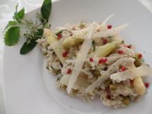 Spargelrisotto - Rezept