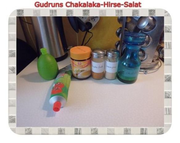 Salat: Chakalaka-Hirse-Salat - Rezept - Bild Nr. 3