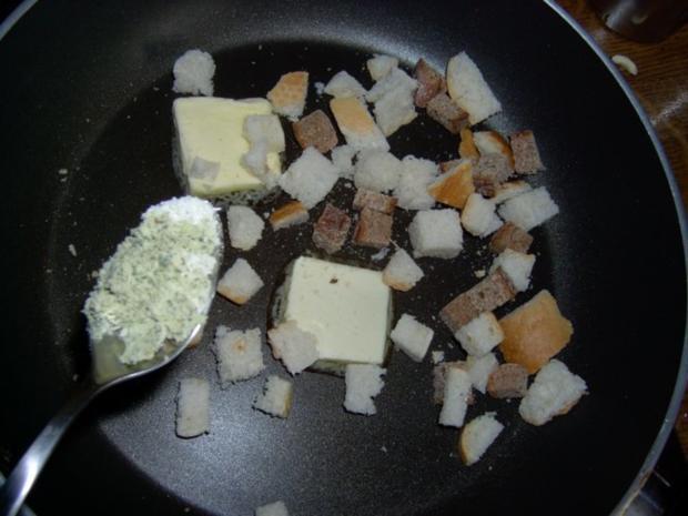 Salat- und Suppencroutons - Rezept - Bild Nr. 5