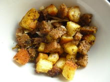 Salat- und Suppencroutons - Rezept - Bild Nr. 6