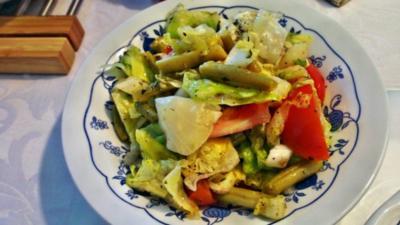 Salatdressing - Rezept