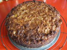 Montfort ein gräflicher Apfelkuchen - Rezept
