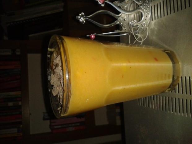 Apfel - Bananenmus - Rezept