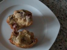 Kirsch - Muffins - Rezept