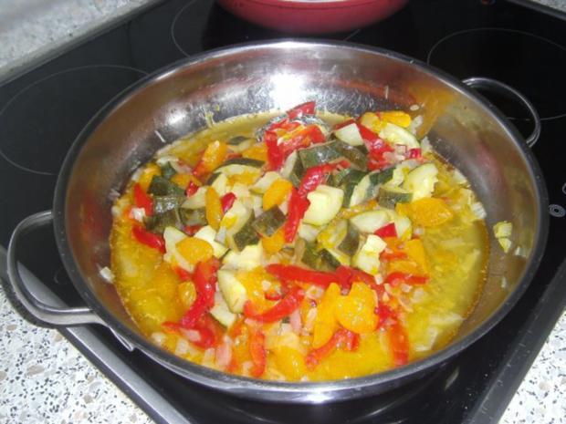 süsse Zucchinipfanne - Rezept - Bild Nr. 2