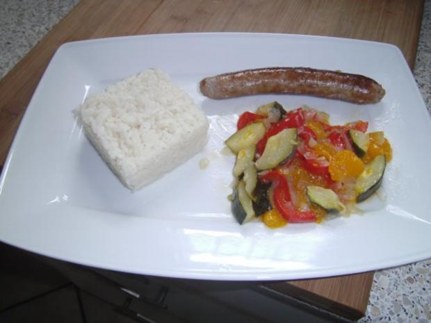 süsse Zucchinipfanne - Rezept - Bild Nr. 3