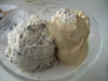 Vanille-Oreo-Keks-Eis - Rezept