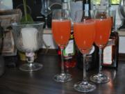Erfrischender Zitrus-Cocktail - Rezept