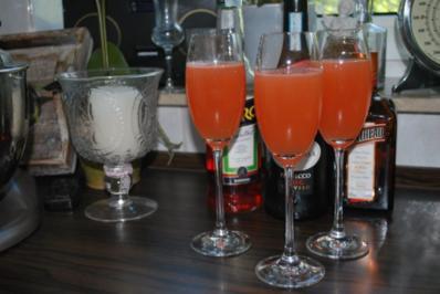 Rezept: Erfrischender Zitrus-Cocktail