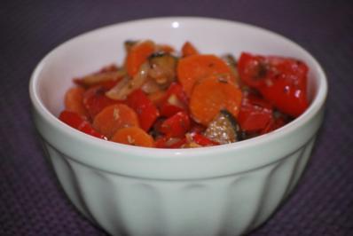 Antipasti-Salat - Rezept