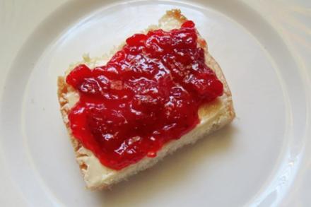 Einmachen: Stückige Erdbeer-Marmelade - Rezept