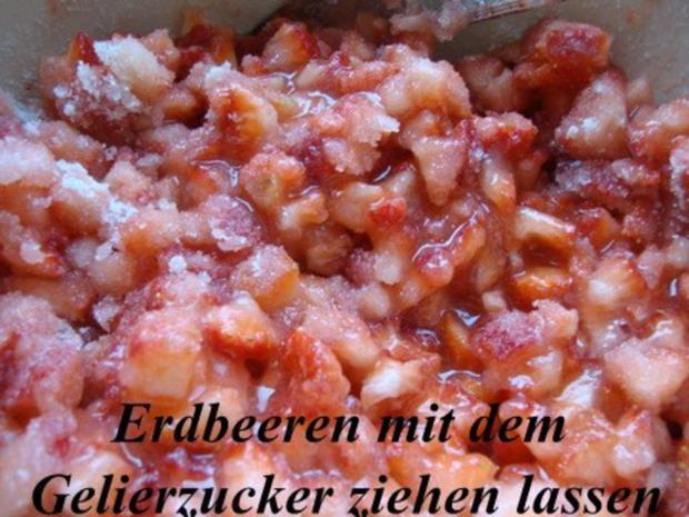 Erdbeermarmelade mit Pfeffer und Rum - Rezept - Bild Nr. 3