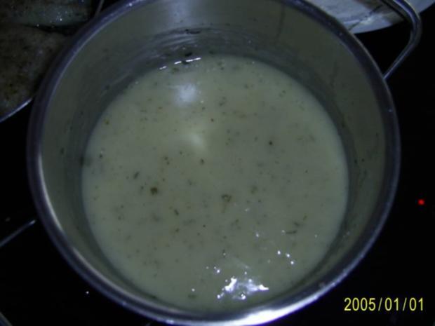 Fisch: Dorschfilet mit Kartoffelecken.... - Rezept - Bild Nr. 5