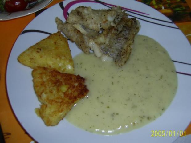 Fisch: Dorschfilet mit Kartoffelecken.... - Rezept - Bild Nr. 9