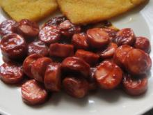 Einmachen: Schoko-Chilli-Ketchup - Rezept