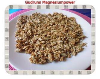 Gesundes: Magnesiumpower - Rezept