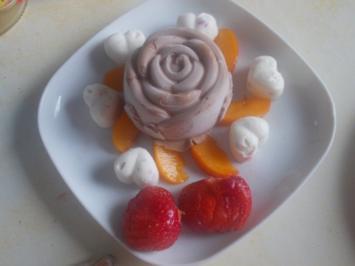 Dessert - Nugateis - Rezept