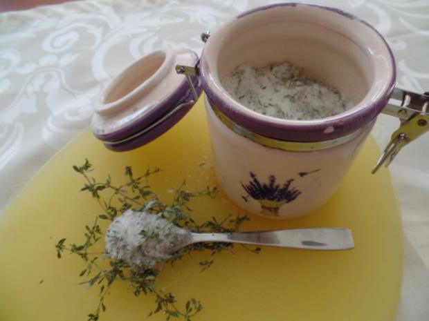 Thymian-Salz - Rezept - Bild Nr. 2