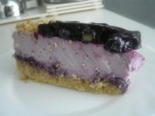 Heidelbeer-Sahne-Torte - Rezept
