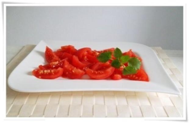 ☀ Erfrischender Tomaten- Gurke Smoothie ☀ - Rezept - Bild Nr. 4