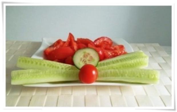 ☀ Erfrischender Tomaten- Gurke Smoothie ☀ - Rezept - Bild Nr. 5