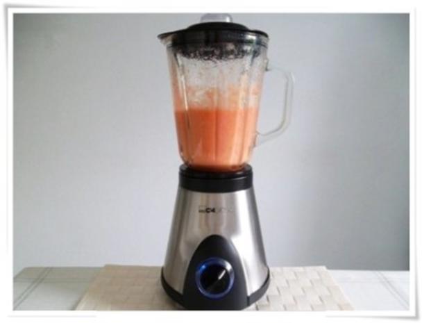 ☀ Erfrischender Tomaten- Gurke Smoothie ☀ - Rezept - Bild Nr. 7