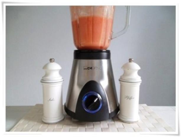 ☀ Erfrischender Tomaten- Gurke Smoothie ☀ - Rezept - Bild Nr. 8