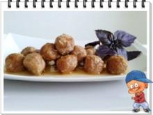 Köttbullar – schwedische Fleischbällchen - Rezept