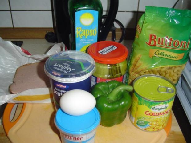 Leckerer Nudelsalat - Rezept - Bild Nr. 2