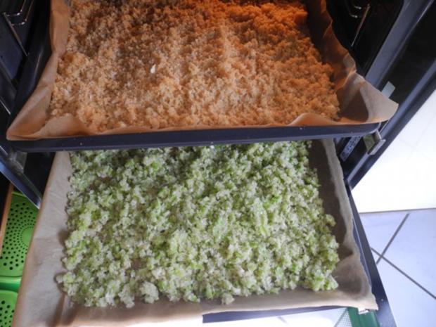 Vorräte :  Sellerie - Kohl - Salz - Rezept