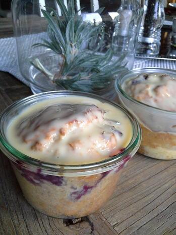 Warmer Erdbeerkuchen mit Vanillesauce - Rezept - Bild Nr. 33