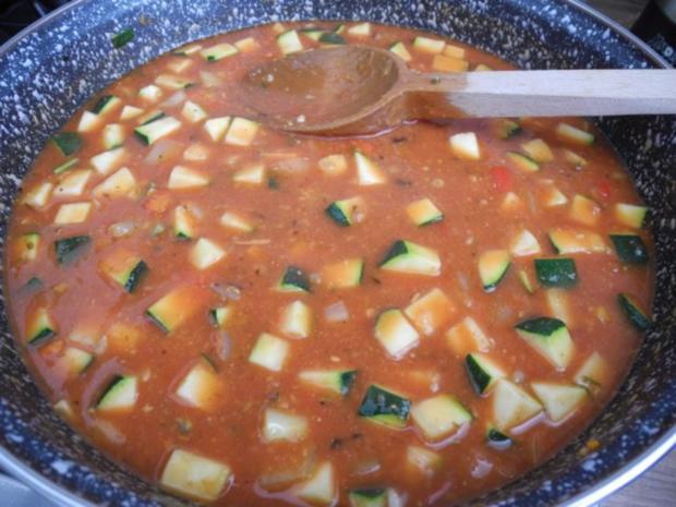 Vegan : Bunte Gemüse - Pfanne gedünstet - die nächste - Rezept - Bild Nr. 23