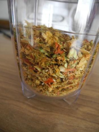 Vegan : Bunte Gemüse - Pfanne gedünstet - die nächste - Rezept - Bild Nr. 21