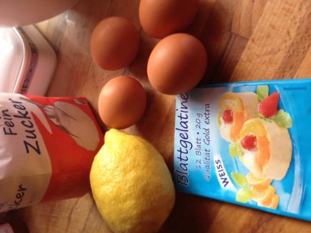 Zitronencreme - Rezept - Bild Nr. 2