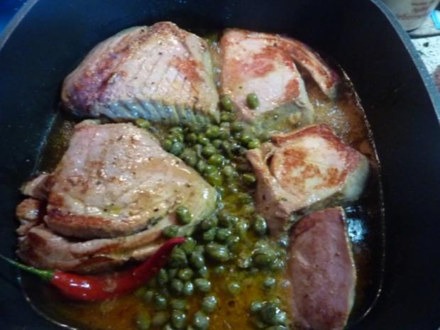 Fisch: Thunfisch gebraten - Rezept - Bild Nr. 8