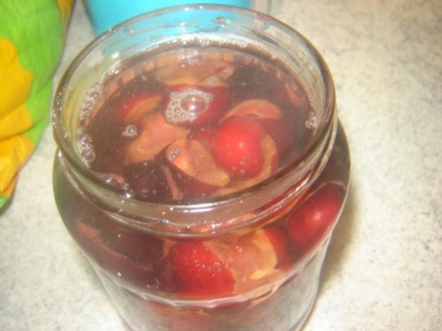 Eingekochte Kirschen - Rezept - Bild Nr. 6