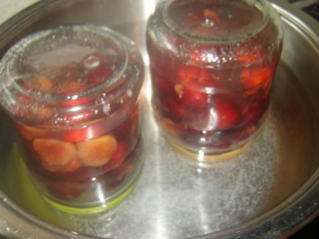Eingekochte Kirschen - Rezept - Bild Nr. 7