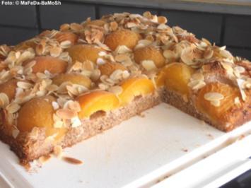 Blitz-Aprikosenkuchen - Rezept