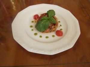 Melanzane alla parmigiana - Rezept