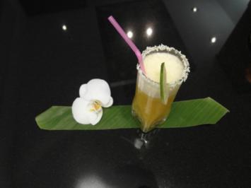 Berauschende Verführung: Kokos-Limetten-Cocktail - Rezept