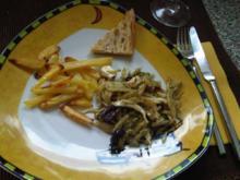 Fenchel, Oliven & Feta aus dem Backofen - Rezept