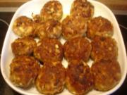 Zucchini-Rinderhack-Buletten - Rezept