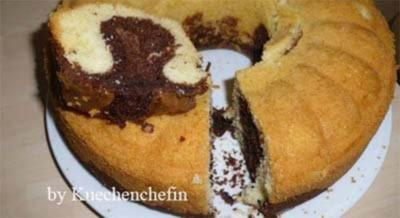 Nutella-Napfkuchen - Rezept