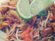 Veganes Pad Thai - Rezept