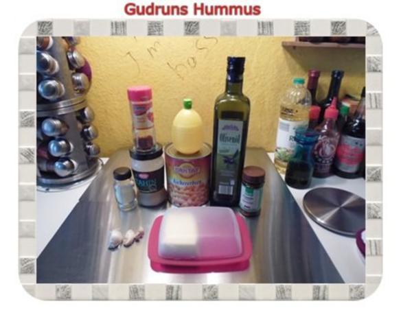 Dipp: Hummus - Rezept - Bild Nr. 2