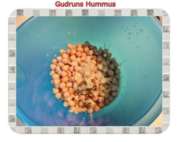 Dipp: Hummus - Rezept - Bild Nr. 3