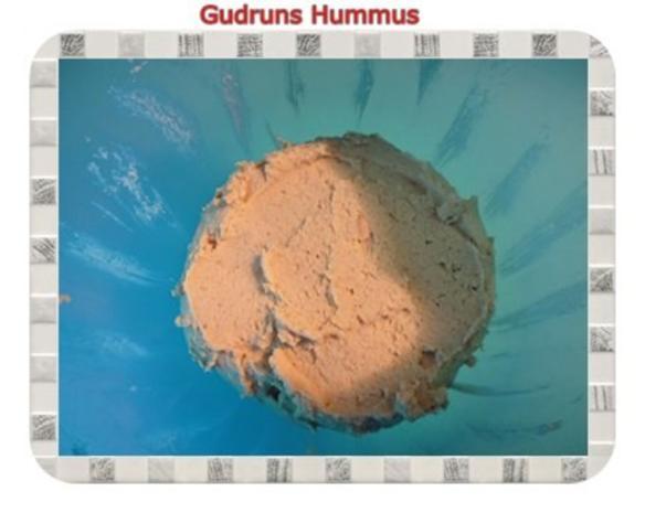 Dipp: Hummus - Rezept - Bild Nr. 4