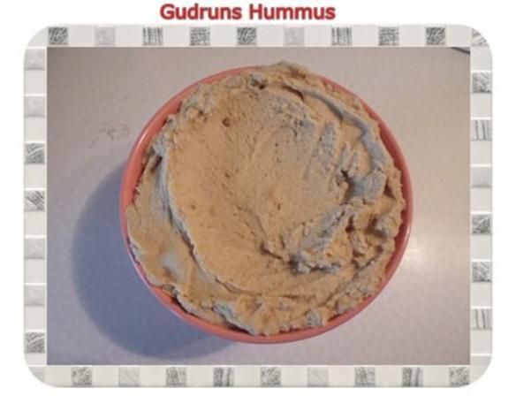 Dipp: Hummus - Rezept - Bild Nr. 5