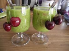 Smoothie : Pure Energie mit Radieschen - Grün der Nächste - Rezept